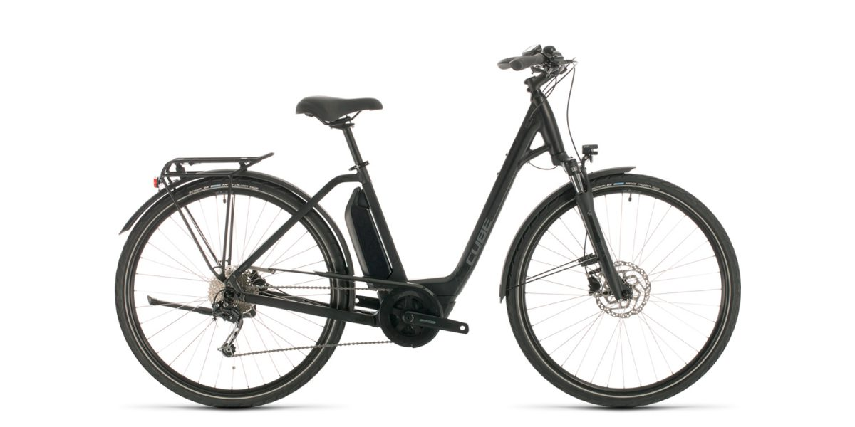 Cube Town Sport Hybrid One 400 Electric Bike Review