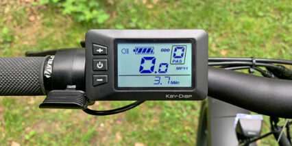 Igo Electric Core Extreme 2 0 Key Disp Lcd And Trigger Throttle