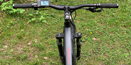 Igo Electric Core Extreme 2 0 Locking Velo Grips Lcd Display Shifters