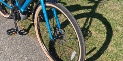 Kona Dew E Project Two Aluminum Alloy Fork With Rack Bosses