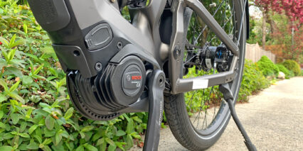 Riese Muller Delite Gt Rohloff 4th Generation Bosch Performance Line Cx Ebike Motor