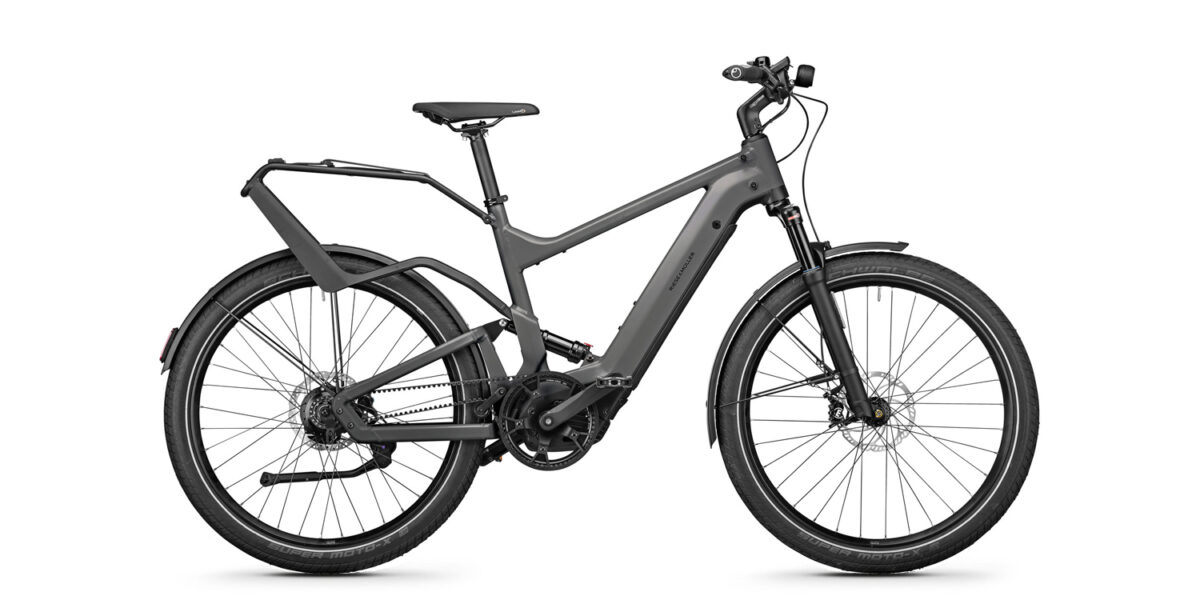Riese Muller Delite Gt Rohloff Electric Bike Review