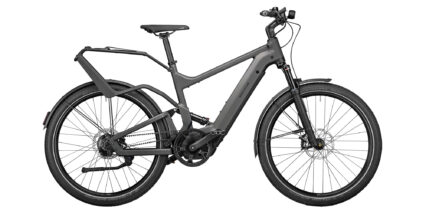 Riese Muller Delite Gt Rohloff Stock High Step Grey