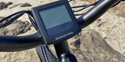 Sondors Smart Step 3.5in Grayscale Lcd Display