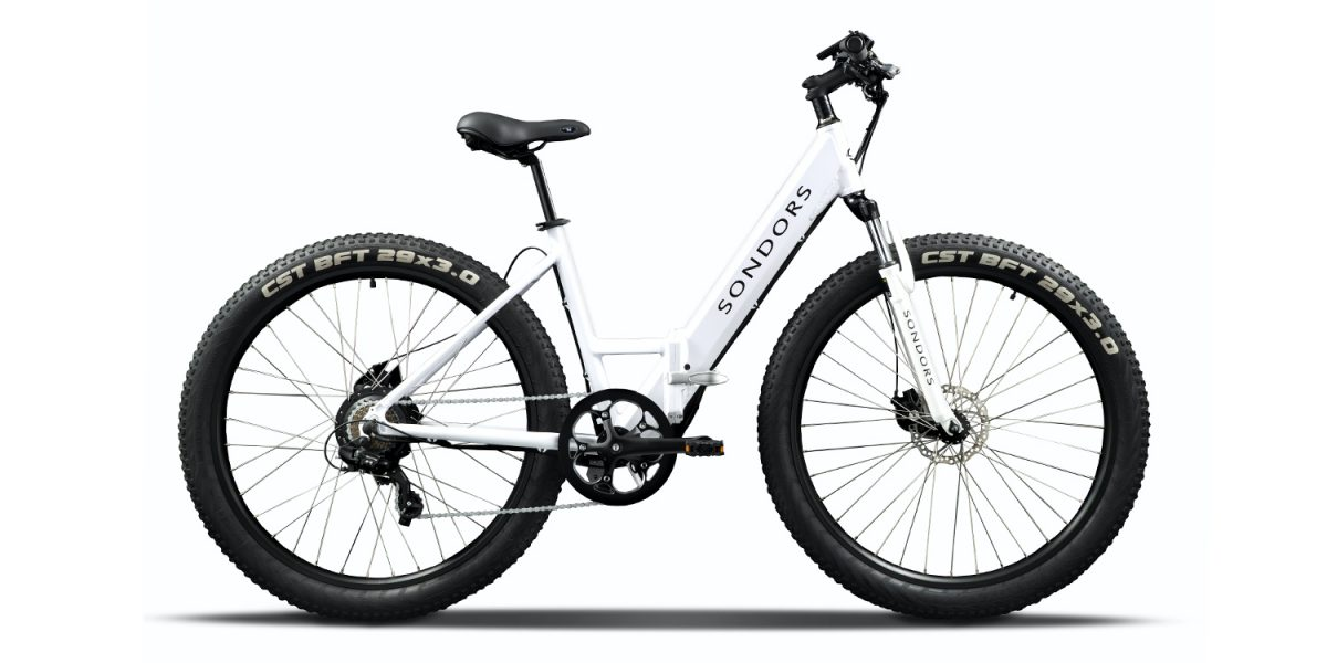 Sondors Smart Step Electric Bike Review