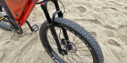 Sondors Mxs Mozo Air Suspension Fork 130mm Travel