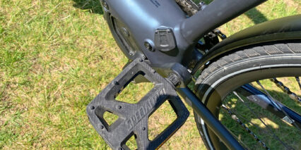 Specialized Turbo Vado Sl 4 0 Eq Battery Charging Port On Frame