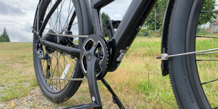 Cannondale Treadwell Neo Eq Remixte 38 Tooth Chainring With Alloy Guide