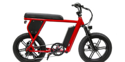 Juiced Bikes Cityscrambler Stock High Step Red