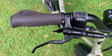 Benno Remidemi 9d Shimano Acera Trigger Shifters 9 Speeed