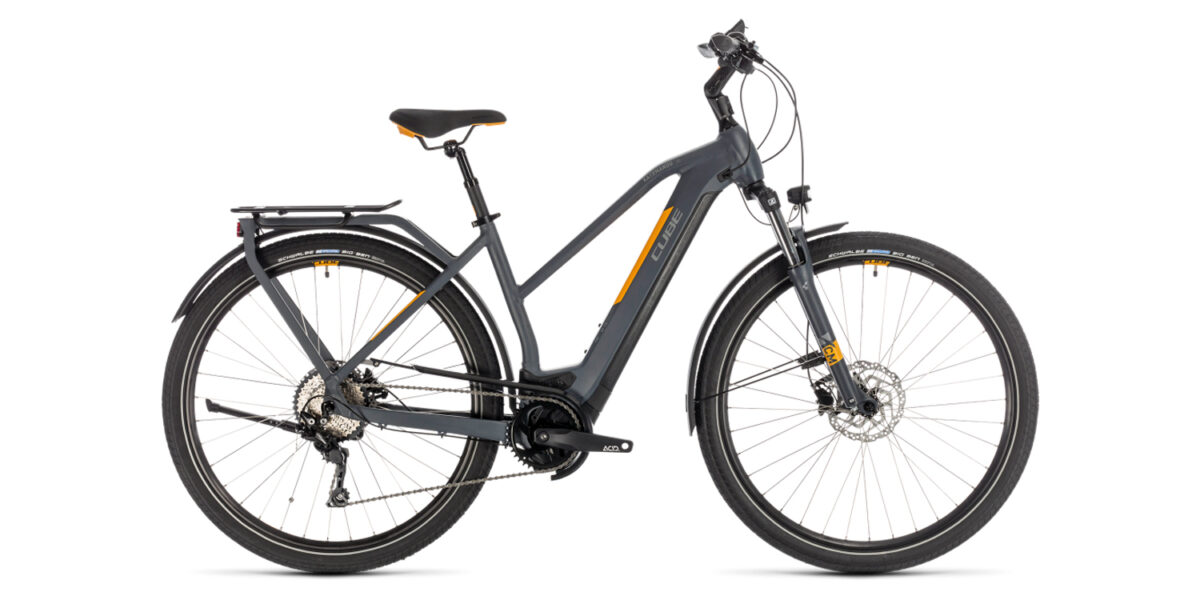 Cube Kathmandu Hybrid Pro 625 Electric Bike Review