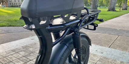 Juiced Bikes Hyperscorpion Full Rear Fender And Frame Bottle Cage Bosses