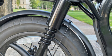 Juiced Bikes Hyperscorpion Rear Coil Suspension 45mm Travel