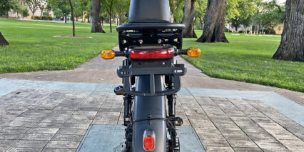 Juiced Bikes Hyperscorpion Rear View Brake Light And Turn Signals