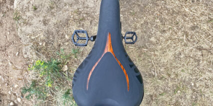 Juiced Bikes Ripcurrent S Selle Royale Lookin Saddle Top View
