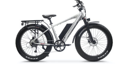 Juiced Bikes Ripcurrent S Stock High Step Brushed Aluminum