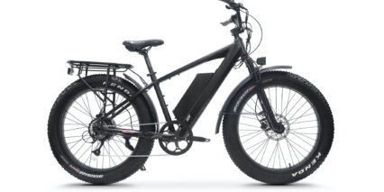 Juiced Bikes Ripcurrent S Stock High Step Matte Black
