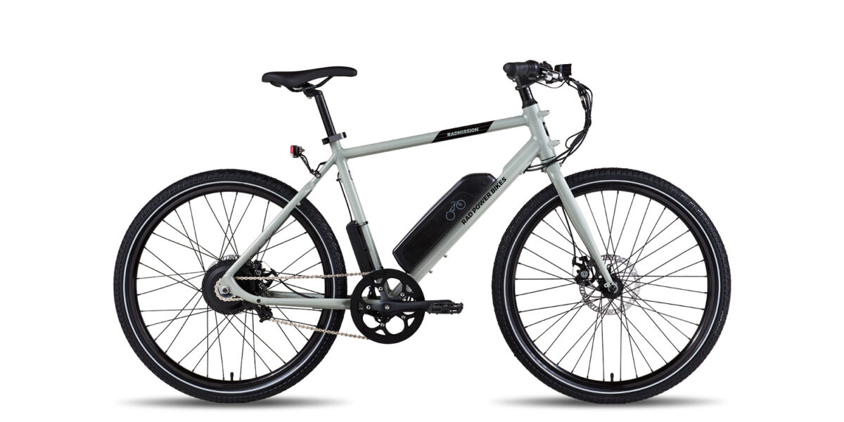 Rad Power Bikes Radmission 1 Electric Bike Review