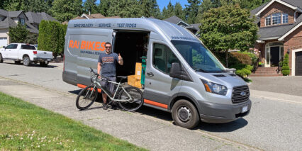 Rad Power Bikes Radmission 1 Mobile Service Van