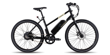 Rad Power Bikes Radmission 1 Stock Mid Step Black