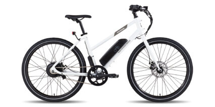 Rad Power Bikes Radmission 1 Stock Mid Step White