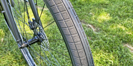Trek Verve Plus 3 Bontrager E6 Hybrid Tread Tires