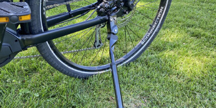 Trek Verve Plus 3 Rear Mounted Adustable Length Kickstand
