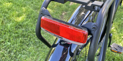 Trek Verve Plus 3 Solo By Spanninga Taillight Three Leds