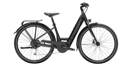 Trek Verve Plus 3 Stock Lowstep Trek Black