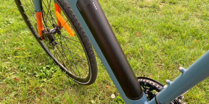 Igo Electric Aspire Camillien Downtube Integrated 36 Volt Battery Pack
