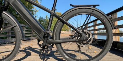 Stromer St3 203mm Hydraulic Disc Brakes By Trp
