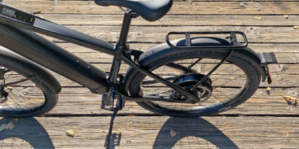 Stromer St3 Custom Rear Rack 50lb Rated Rack Time Compatible