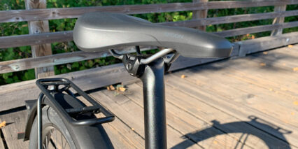 Stromer St3 Ergon Sfc30 Gel Saddle