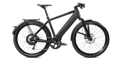 Stromer St3 Stock High Step Black