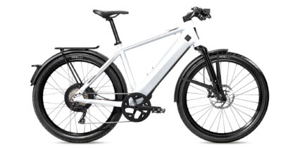 Stromer St3 Stock High Step White