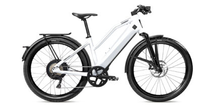 Stromer St3 Stock Mid Step White