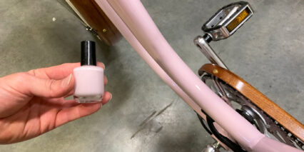 2020 Electric Bike Company Model Y Included Touch Up Paint