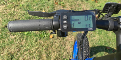 Pedego Element Lcd Display Panel Computer