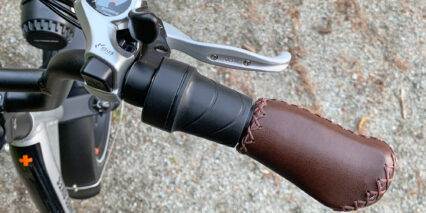 Rad Power Bikes Radrunner Plus Right Grip With Twist Throttle And Shifter