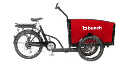 Bunch Bikes The Original Electric Box Bike Black