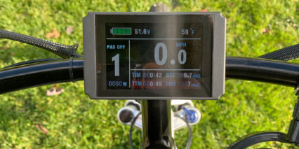 Electric Bike Company Model R Kt Lcd 8h Color Display With Usb Charger