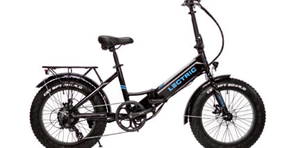 Lectric Ebikes Lectric Xp Stock Step Thru Black