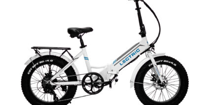 Lectric Ebikes Lectric Xp Stock Step Thru White