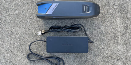 Montague M E1 Ebike Shimano Battery And 4 Amp Charger