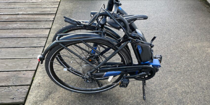 Montague M E1 Folding Full Size Electric Bicycle