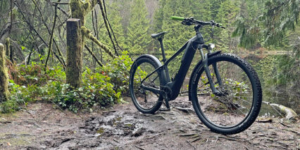Cube Reaction Hybrid Performance 400 Allroad Ebike