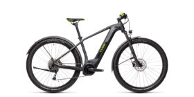 Cube Reaction Hybrid Performance 400 Allroad Electric Bike Review