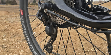 Nireeka Homie Shimano Deore Long Cage Derailleur 11 To 38 Tooth Cassette