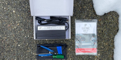 Electric Bike Company Model M 3 5 Amp Fast Charger With Fuse