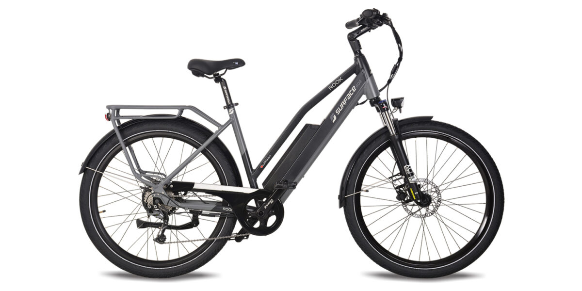 2021 Surface 604 Rook Electric Bike Review